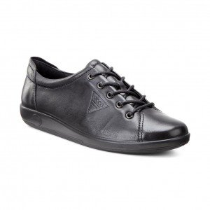 'Ecco' Soft 2.0 Black